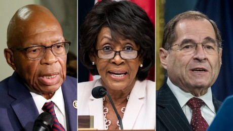 The 5 House chairs who are about to make life much harder for Trump