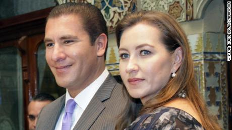 Mexico governor and husband killed in helicopter crash