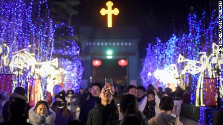 Detention of 100 Christians raises concerns about religious crackdown in China