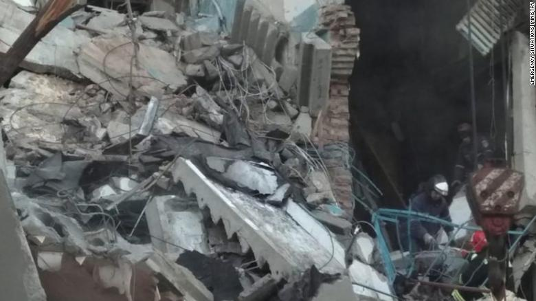 Three killed after gas explosion at building in Russian Federation