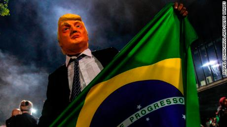 'Trump of the tropics': Brazil's Bolsonaro set to get tough on, well ... everything
