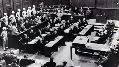 Nuremberg Trials started on November 20, 1945 in Germany.