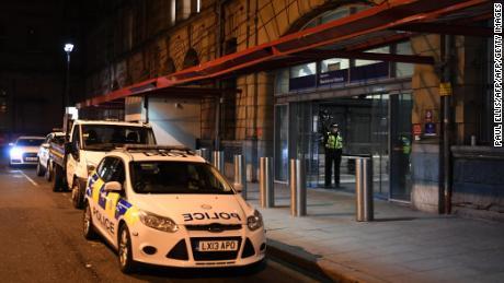 United Kingdom  counter-terrorism police investigate stabbings in Manchester