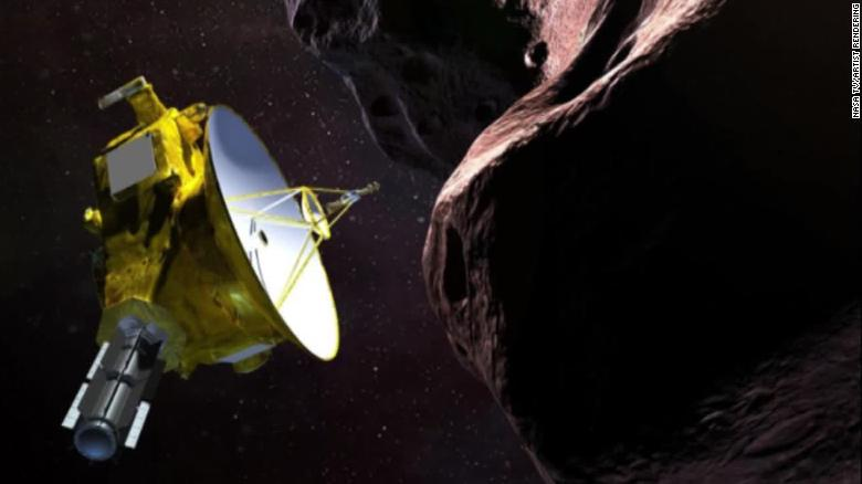 NASA Finally Names Most Distant Object Ever Visited