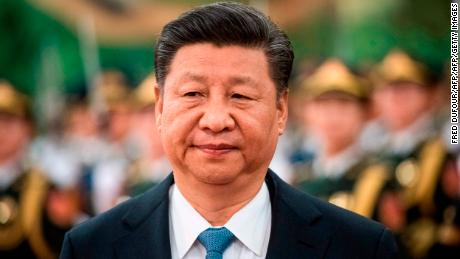 Taiwan reunification with China 'inevitable', says Xi Jinping