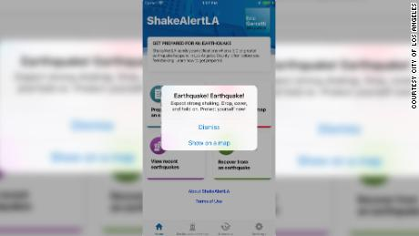 This application could give you the seconds you need to get safe before an earthquake occurs