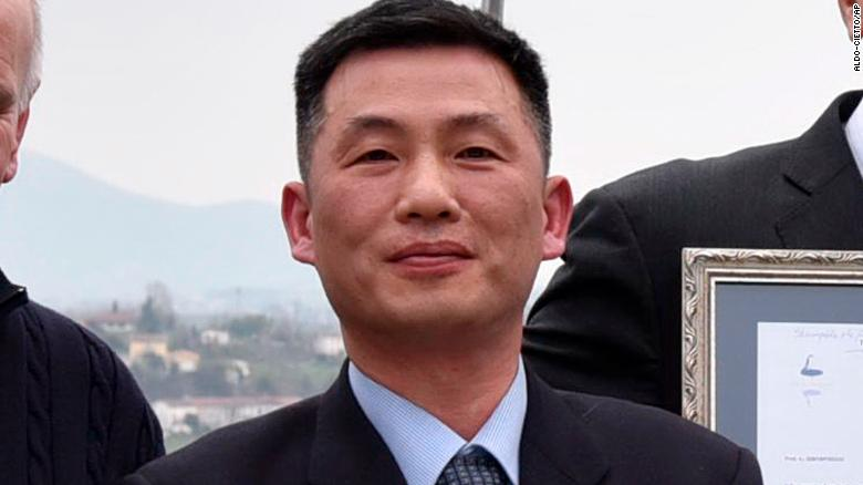 North Korean envoy to Italy goes missing