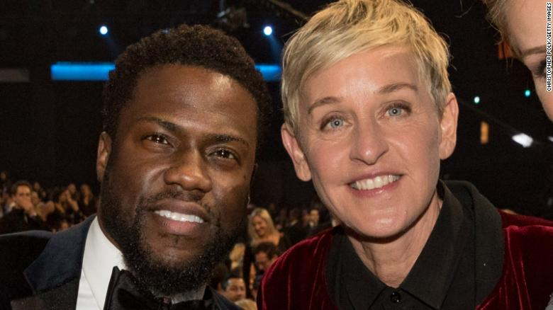 Kevin Hart Apologizes Again for Past Gay Jokes