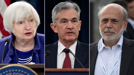 Fed chair Jerome Powell says he would not resign if Trump asked