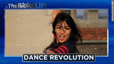 Alexandria Ocasio-Cortez Responds To Dance Video Critics With More Dancing