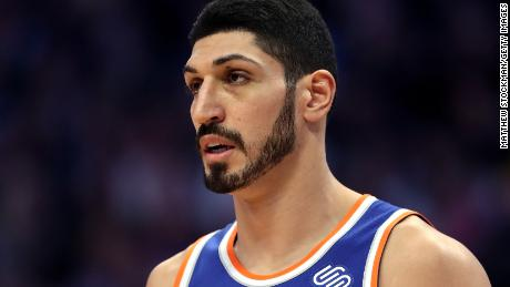 Enes Kanter Won't Travel With Knicks to London Fearing for His Life