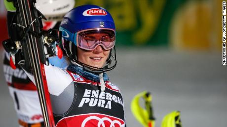 Mikaela Shiffrin won her seventh race in nine starts in Zagreb.