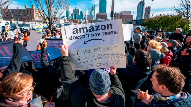 How Amazon blew its chance in New York