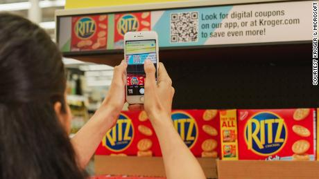 Kroger, Microsoft join up to take on Amazon