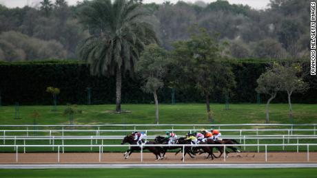 Meydan is the jewel in Dubai's horse racing scene.