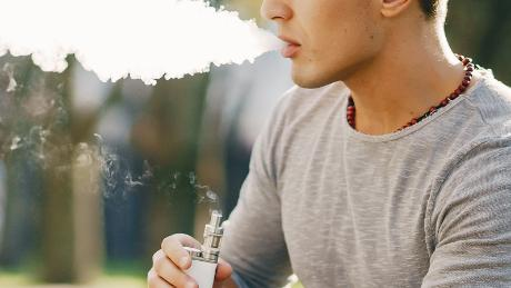 The FDA is considering drugs to help kids quit vaping.