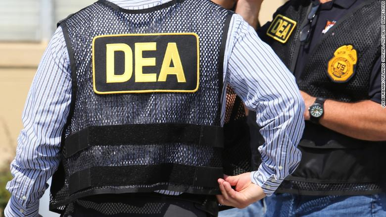 Former DEA official sentenced to 7 years in prison for $  4.4 million scam