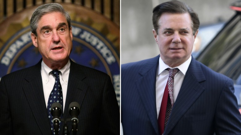 Special counsel releases Federal Bureau of Investigation affidavit on Manafort's lies to governement