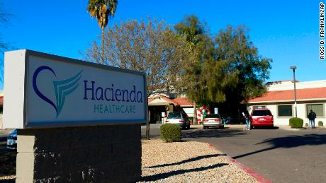 Rape coma baby 'nearly died' at Hacienda Healthcare, police confirm