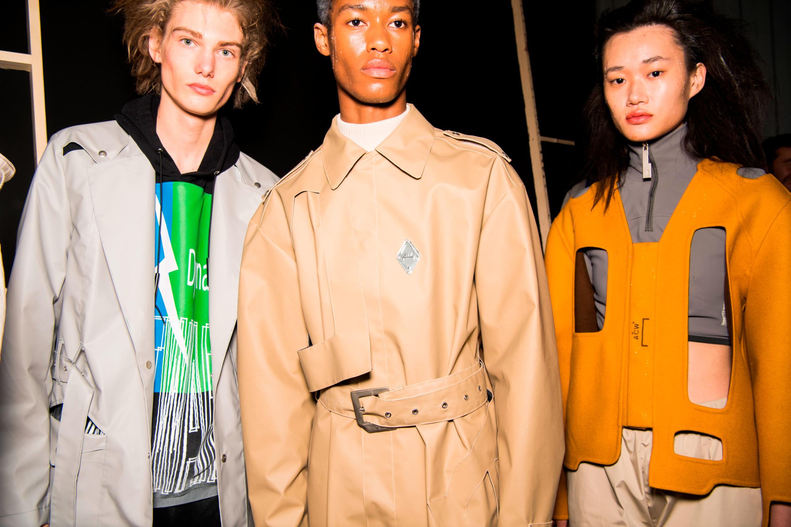 75bc33c4 Samuel Ross' label A Cold Wall* is the brand to watch in 2019 - CNN ...