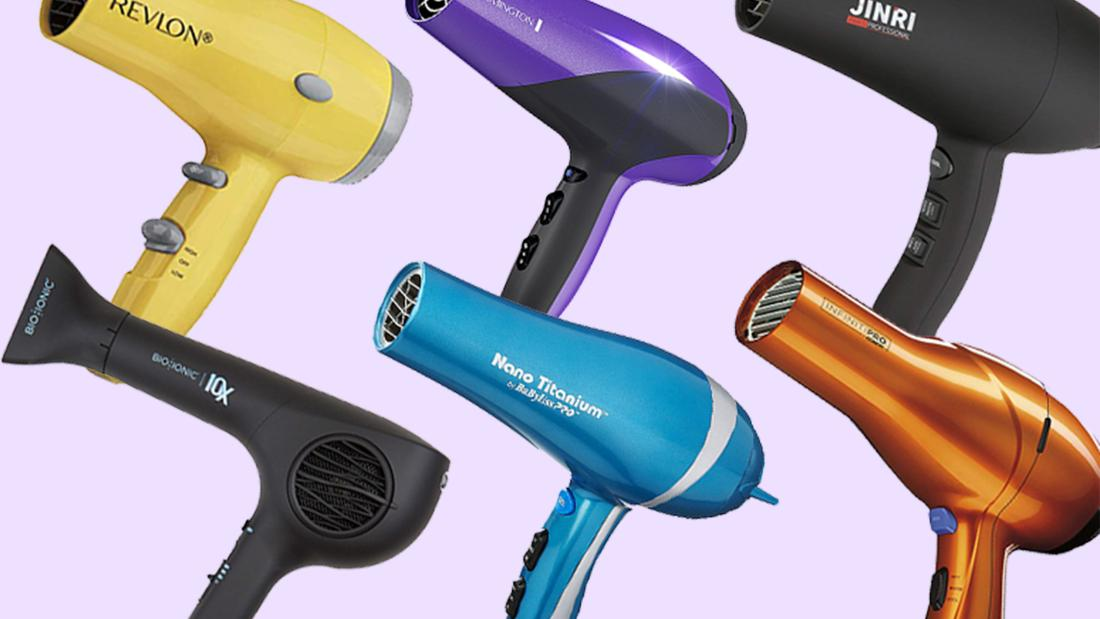 12 top hair dryers for every budget