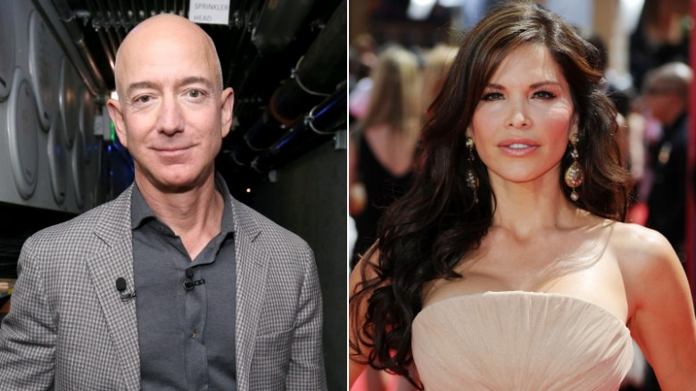 Jeff Bezos accuses National Enquirer owner of extortion over intimate texts, photos