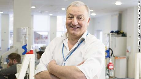 Cancer expert, 67, dies suddenly after yellow fever jab