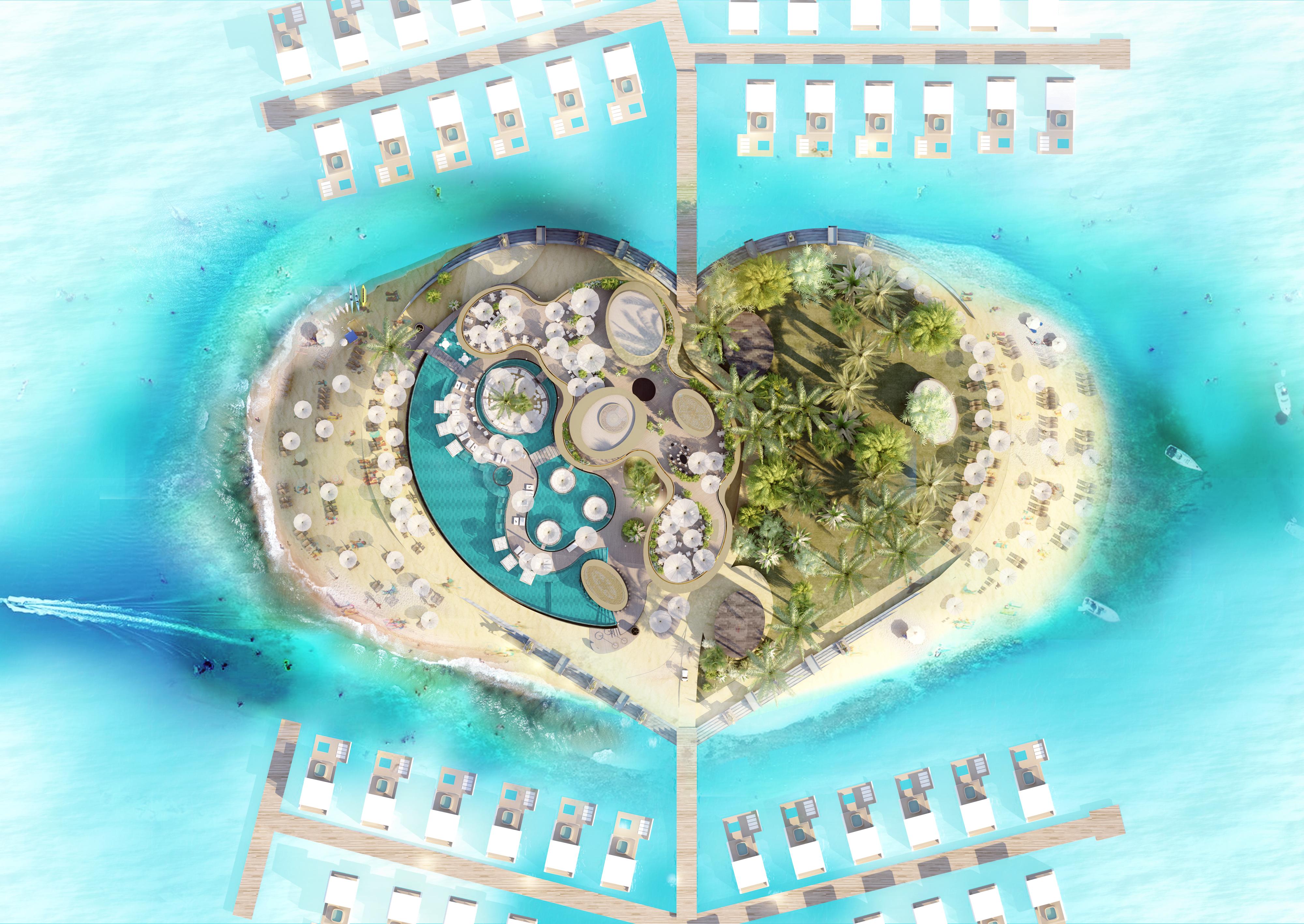 Heart of Europe, $5 billion Dubai megaresort, rises from The World