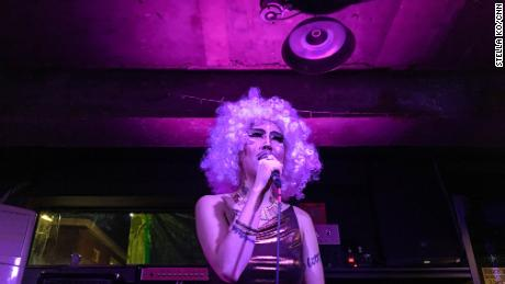Seoul's burgeoning drag scene confronts conservative attitudes