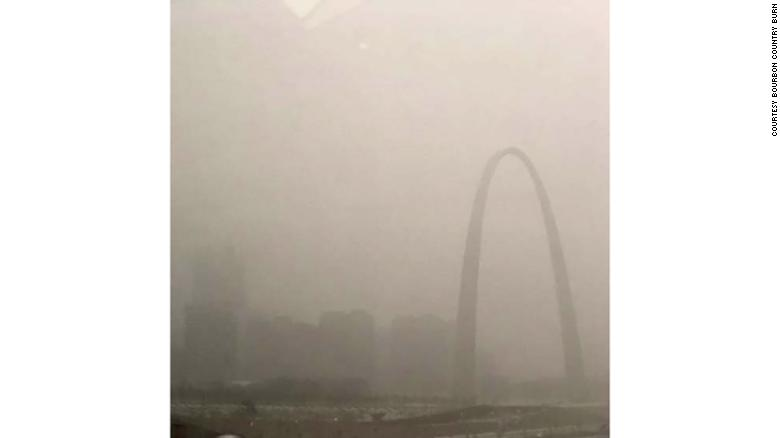 Washington, Baltimore brace for snow; storm kills 4 people in Missouri