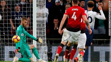 David de Gea has established himself as one of the best goalkeepers in the Premier League.
