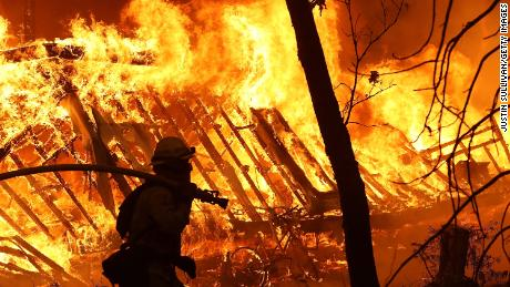 PG & E declares bankruptcy after California wildfires