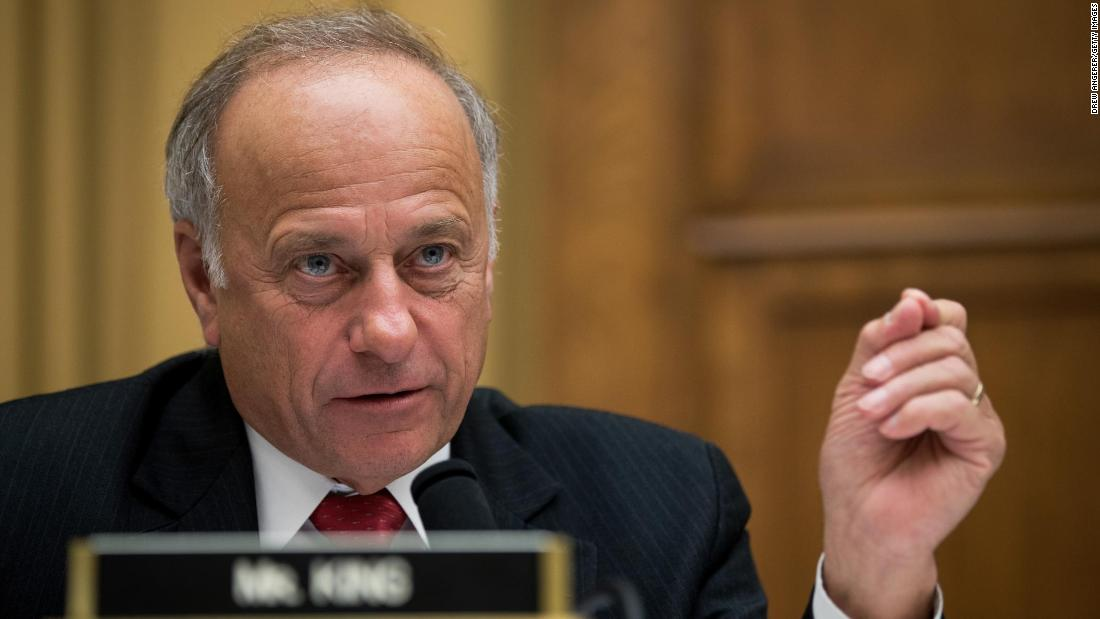 Steve King says he relates to what Christ 'went through for us' after controversies - CNNPolitics