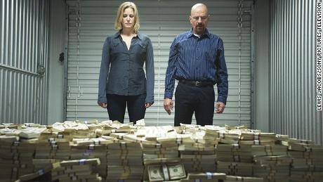 Where does fake movie money come from?