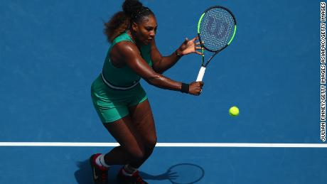 Australian Open - Win over Eugenie Bouchard a reminder of Serena's longtime dominance