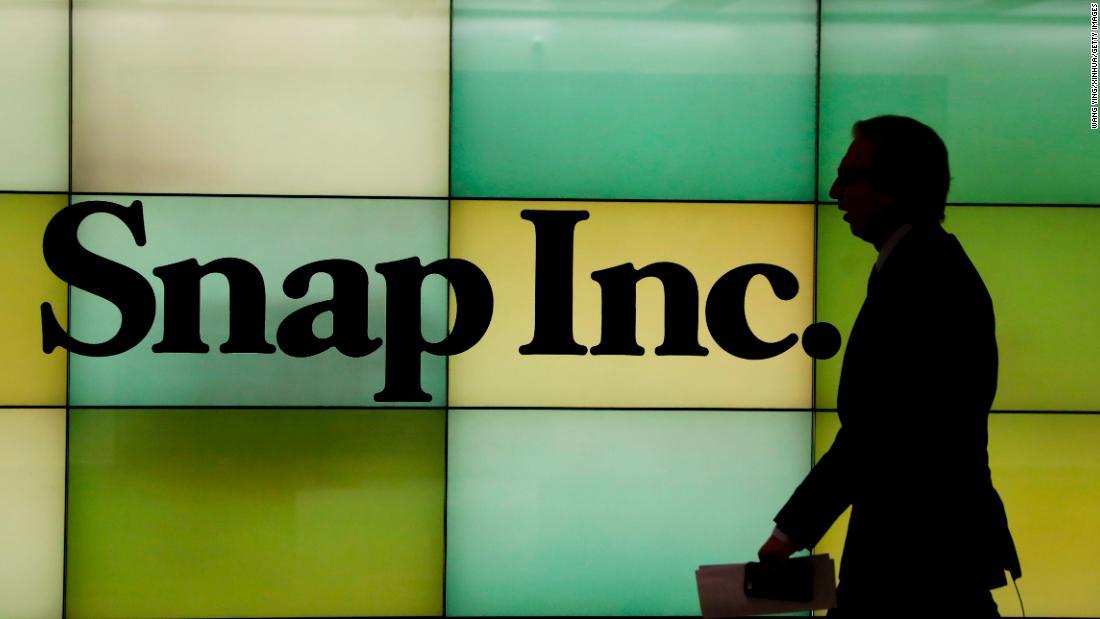 Techmeme: Evan Spiegel says Snap CFO Tim Stone, who joined