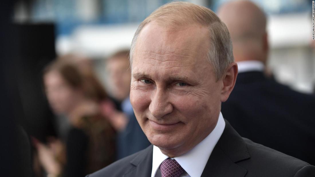 The big winner from Trump's Iran oil boycott: Vladimir Putin (opinion) - CNN