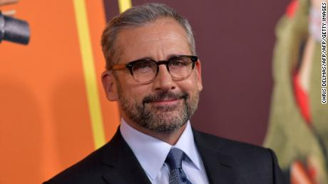 Steve Carell to star in Netflix workplace comedy about 'Space Force'