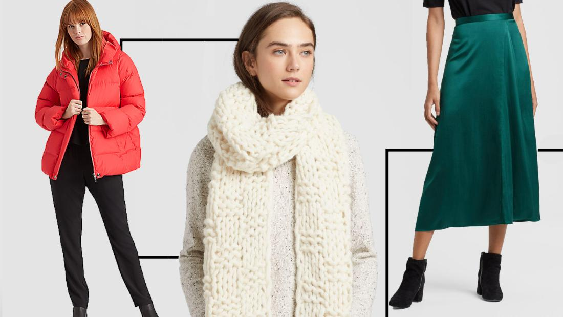 Save big on sweaters, coats and more during Eileen Fisher's massive winter sale