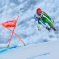 Wengen downhill skiing World Cup 3