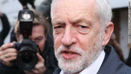 Corbyn had hoped his call for a no-confidence vote would have paved the way for fresh elections.