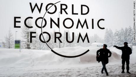 Davos no-shows reflect the world in a state of crisis
