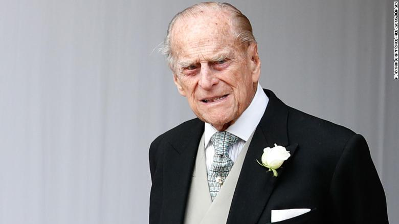 Prince Philip gives up driving and swerves charges