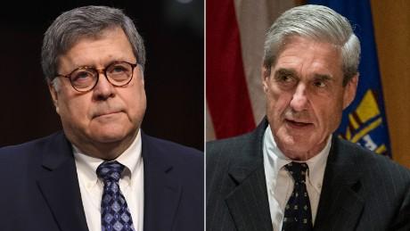 The new Washington brawl: Barr versus Mueller