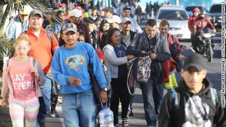 Trump administration seeks to halt ruling over asylum policy