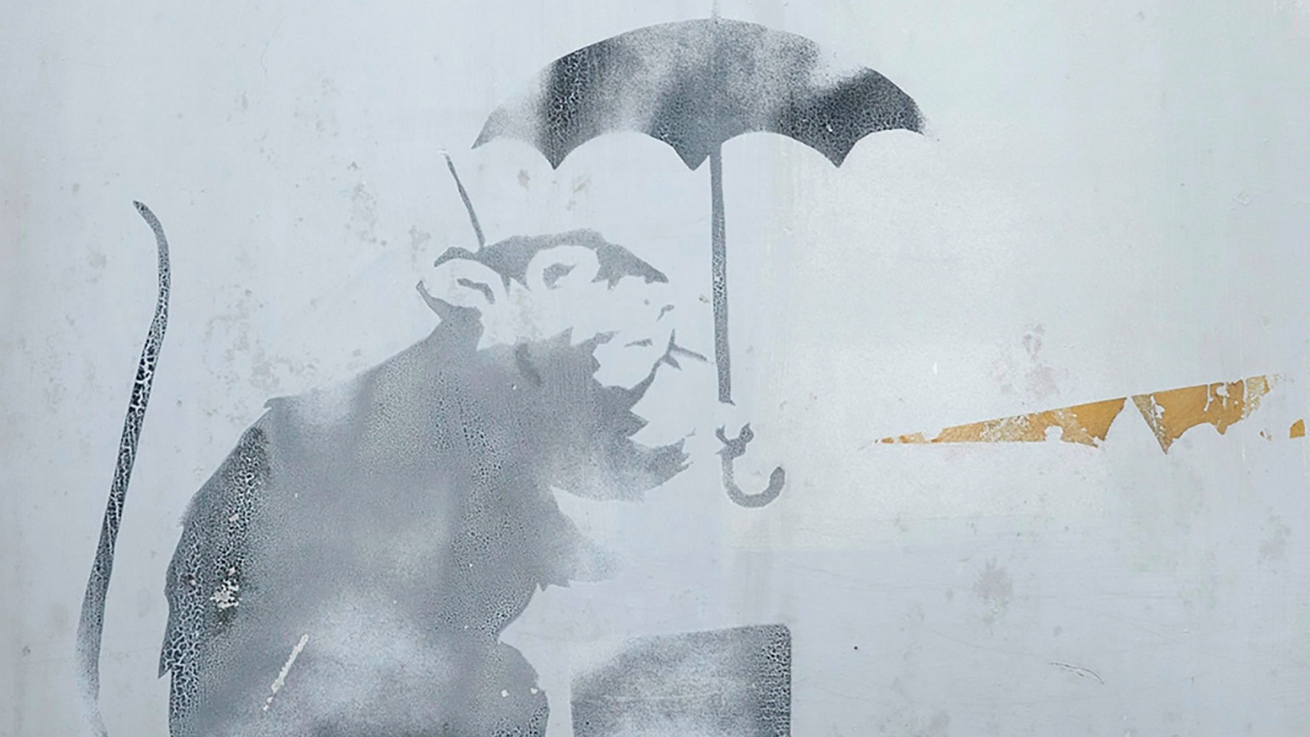 Banksy Tokyo Discovery An Investigation Is Underway Cnn Style