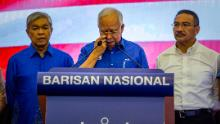 How 1MDB finally caught up with Najib Razak