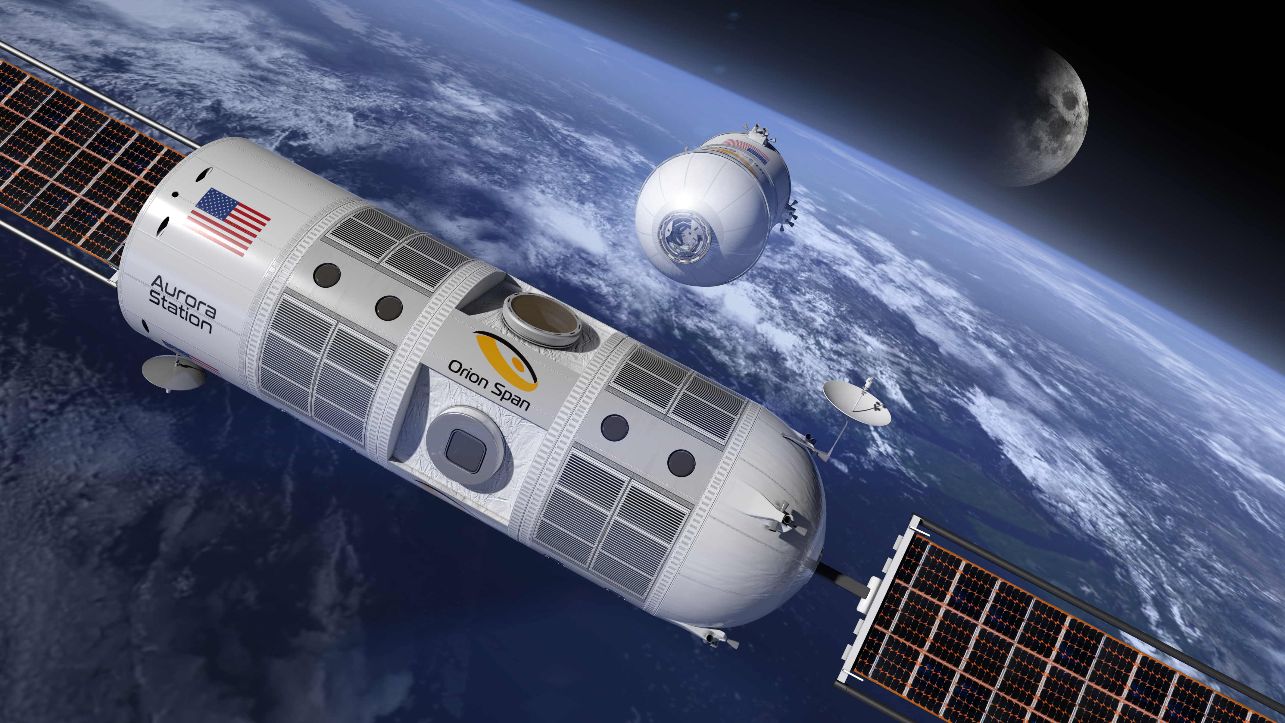 This could be the world's first space hotel