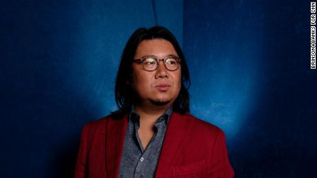 Kwan hopes his success inspires other creative people in the Asian community.