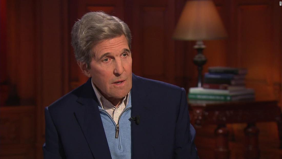 John Kerry to Trump: 'Resign' - CNNPolitics